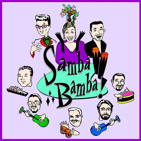 Samba Bamba Caricatures
