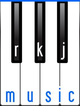 RKJ Music logo