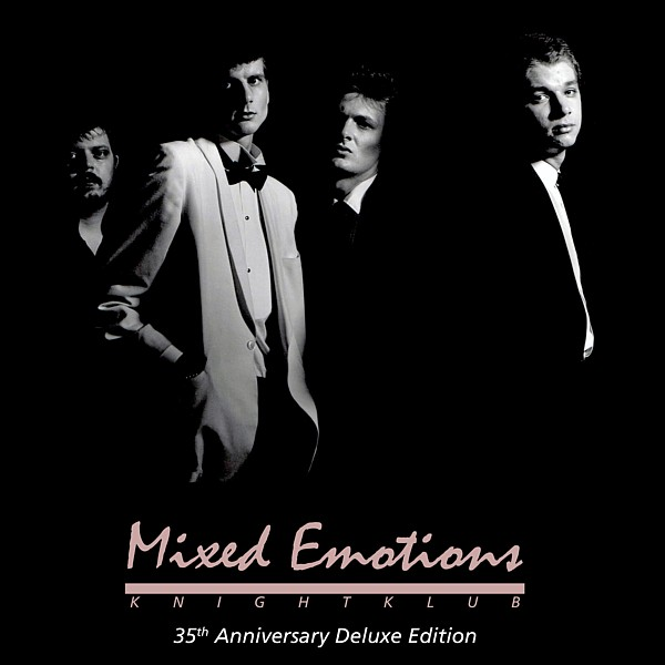 Knightklub - Mixed Emotions - 35th Deluxe Anniversary Edition CD cover